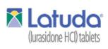 LATUDA logo